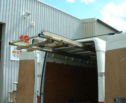 Van Crane & Lorry Crane